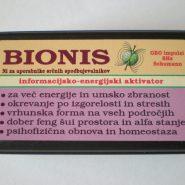 BIONIS: oddajnik geo impulzov v osem herčnem energijskem bioritmu Schumannove resonance za bistre možgane